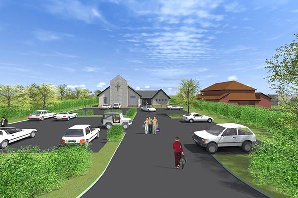 Kilmington Baptist Church Plans